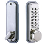 Codelocks CL210 Mechanical Keypad Deadbolt