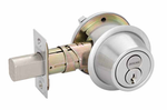 Schlage B563R Classroom Deadbolt with Full Size Interchangeable Core