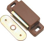 Hickory Hardware HH P650-STB 1-1/2 In. Statuary Bronze Small Magnetic Catch