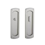 Baldwin PD007.PRIV Palo Alto Privacy Pocket Door Mortise Lock