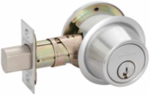 Schlage B561P One-Way Deadbolt