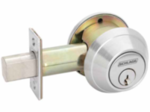 Schlage B661P One Sided Deadbolt with Interior Trim