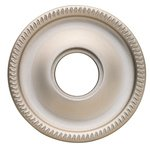 Baldwin 5129 Pair of Estate Rosettes for Privacy Function