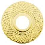 Baldwin R004.FD Pair of Estate Rosettes for Dummy Function