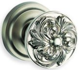 Omnia Hardware Ornate Door Knobs