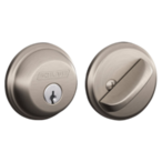 Schlage Single Cylinder Deadbolts