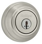 Kwikset Single Cylinder Deadbolts